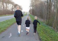 Hardlopen, Gijs, Dex, Max